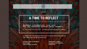 Active Grief Group A time to reflect